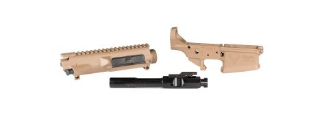 Stag 10 Assembled Upper/Lower combo/BCG RH FDE