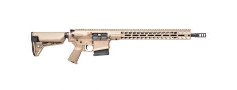 Stag 10 Marksman RH QPQ 18 in .308 Rifle FDE SL NA