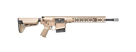Stag 10 Tactical RH QPQ 16 in .308 Rifle FDE SL NA