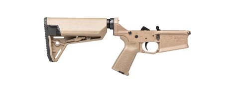 Stag 10 Marksman RH Complete Lower FDE NA