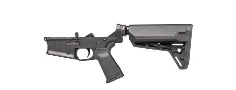 Stag 10 Tactical Complete Lower - Left-Handed