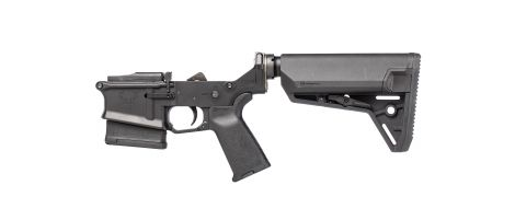 Stag 10 Marksman Complete Lower - NY/CA-Compliant - Left-Handed