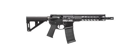 """Stag 15 Tactical 10.5"""" Pistol with Nitride Barrel in 5.56MM with Magpul BTR Arm Brace"""