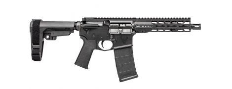 """Stag 15 Tactical 7.5"""" Pistol with Chrome Phosphate Barrel in 5.56MM"""