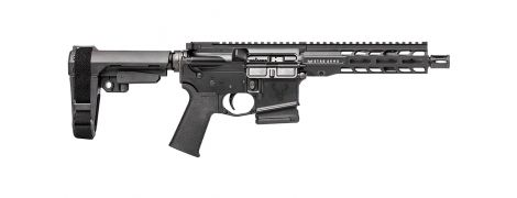 """Stag 15 Tactical 7.5"""" Pistol with Chrome Phosphate Barrel in 5.56MM - 10rd Magazine"""