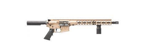 """Stag 15 Other with 14.5"""" Nitride Barrel in 5.56MM - FDE"""