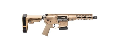 Stag 15 Tactical RH QPQ 7.5 in 5.56 Pistol FDE SL 10R