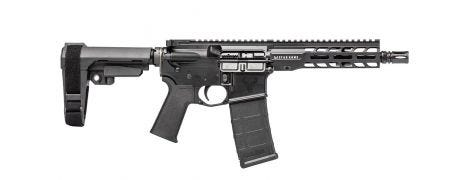 Stag 15 Tactical RH QPQ 8 in 300BLK Pistol BLA SL NA