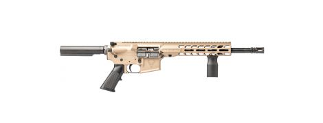 """Stag 15 Other with 12.5"""" Nitride Barrel in 5.56MM - FDE"""