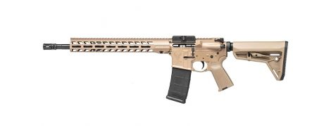 Stag 15 Tactical LH QPQ 16 in 5.56 Rifle FDE SL NA