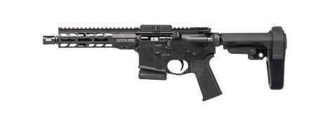 Stag 15 Tactical LH QPQ 7.5 in 5.56 Pistol BLA SL 10R