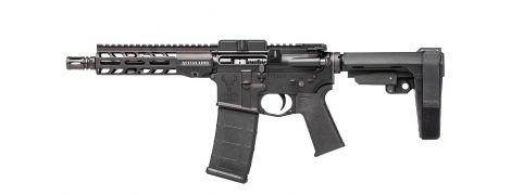 Stag 15 Tactical LH QPQ 8 in 300BLK Pistol BLA SL NA