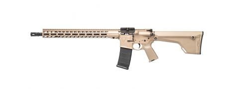 Stag 15 SPR LH QPQ 18 in 5.56 Rifle FDE SL NA
