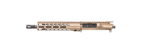 """Stag 15 Tactical 10.5"""" Upper with Chrome Phosphate Barrel in 5.56MM - FDE - Left-Handed"""