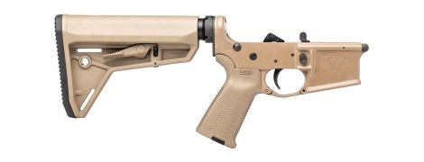 Stag 15 Tactical RH Complete Lower FDE NA