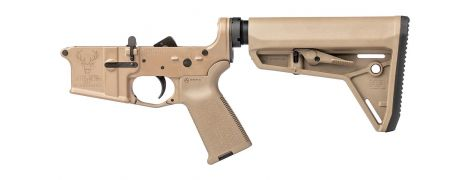 Stag 15 Tactical LH Complete Lower FDE NA