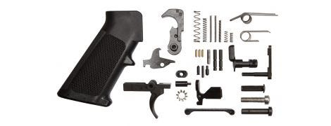 Lower Parts Kit - AR15 - Left-Handed
