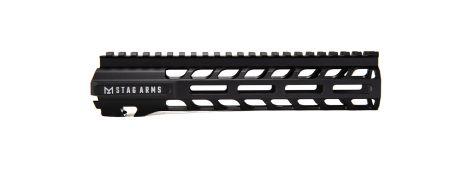 "Stag 15 9"" Slimline M-LOK Hand Guard - Black(BLEM)"