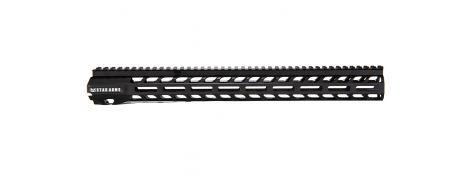 "Stag 15 16.5"" Slimline M-LOK Hand Guard - Black(BLEM)"