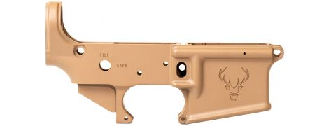 Stag 15 Stripped - (BLEM) Lower Receiver FDE