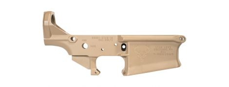 Stag 10 Stripped - (BLEM) Lower Receiver FDE
