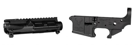 Stag 15 Assembled Upper/Lower combo RH