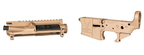 Stag 15 Assembled Upper/Lower combo RH FDE