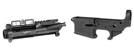 Stag 15 Assembled Upper/Lower combo LH