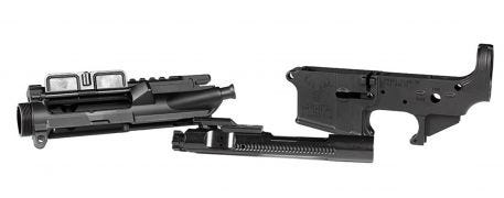 Stag 15 Assembled Upper/Lower combo/BCG Left Handed